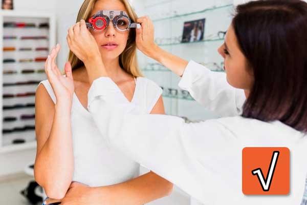 einstellungstest optiker online üben